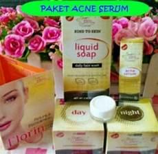 Florin Untuk Jerawat cantix olshop florin paket acne serum original