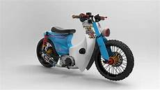 Cub Honda Grand by Gta San Andreas Honda C70 Streetcub Mod Gtainside