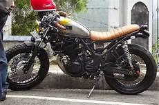 250 Modif Cb by Kawasaki 250 Rasa Cb Oleh Rich Richie Ride Garage