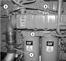 c13 sensor locations c7 and c9 on highway engines caterpillar