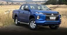 2019 mitsubishi triton glx review australian launch