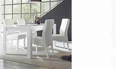 table blanc laqué rallonge table a manger avec rallonge blanc laque design atmore