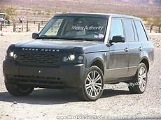 range rover 2010 facelift und neue motoren der land