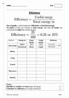 p1 2 energy efficiency and conservation of energy by greenyoshi teaching resources tes