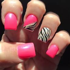 zebra nails nails in 2019 zebra nail designs zebra