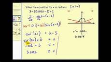 trigonometric equations formulas solving trigonometric equations v youtube