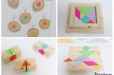 Tangram Kinder Malvorlagen Tutorial Tangram Und Weiteres Montessori Spielzeug Die Manowerker