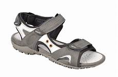 geox sand strel damen sandale in grey grau shop