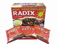 Kopi Radix Grosir Herbal Tangerang