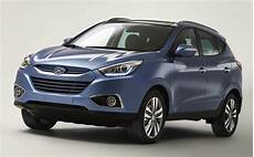 hyundai suv ix35 hyundai ix35 facelift new engine for updated suv photos