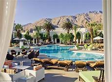 palm springs hotel loved by marilyn can now be hired out daily mail online