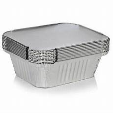 disposable bbq foil food trays cook heat aluminium party