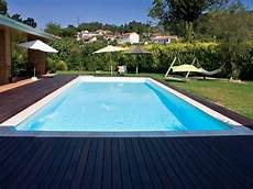 piscine acier galvanisé enterrée piscine acier enterr 233 e rectangle fond plat quot sunkit quot 8 00