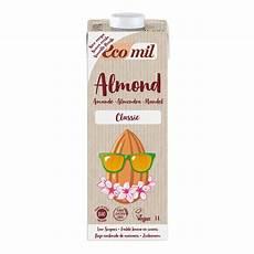 farine de graine de caroube acheter ecomil lait d amande classic bio 1 l bebida org 225 nica de