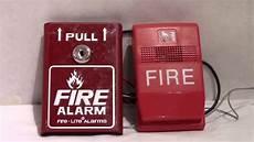 Est Genesis Alarm Chime Test