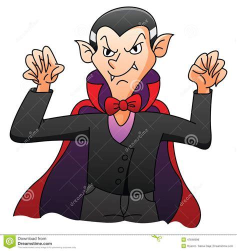 Vampyr Tecknad