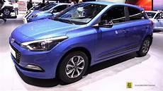 2018 Hyundai I20 Go Exterior And Interior Walkaround
