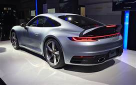2020 Porsche 911 A Classic And More Modern 8th Generation
