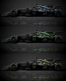 jaguar f1 2018 concept jaguar f1 livery formula1