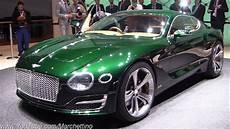Bentley Exp10 Speed 6 Concept World Premiere