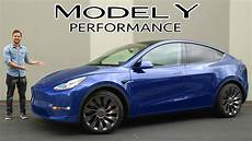 tesla model y 2020 tesla model y performance full review what have