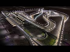 F1 2014 Bahrain Circuit