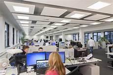 The Wirtschaftblatt Newsroom Office Interior Design