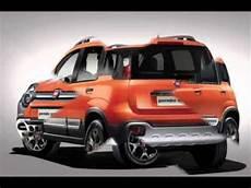 All New 2014 Fiat Panda Cross