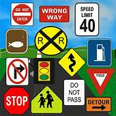 All About Traffic Signs  YouTube