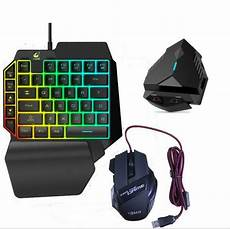 Portable Keyboard Mouse Converter Adapter Support by Portable Mobile Adapter Gaming Keyboard And Mouse