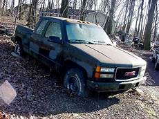 buy car manuals 1994 gmc 1500 club coupe interior lighting purchase used 1994 gmc 6 5l diesel 4x4 short bed stepside club cab sierra sle1500 needs tlc in