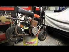 rat rod mini bike pt
