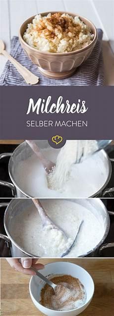 Wie Bei Oma Milchreis Selber Machen Rezept Rezepte