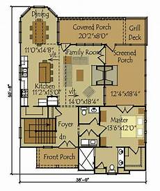 open floor house plans with walkout basement small cottage plan walkout basement floor house plans