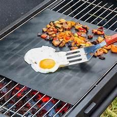 chef non stick bbq grill mat
