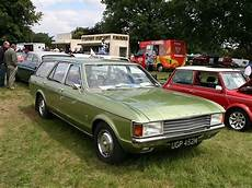 1973 Ford Granada Mk I Estate Autom 243 Viles Cl 225 Sicos Y