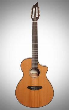 breedlove acoustic guitar breedlove pursuit classical acoustic electric guitar