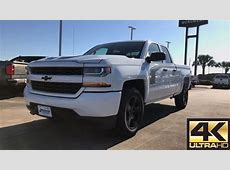 2017 Chevrolet Silverado Custom (5.3L V8)   Review   YouTube