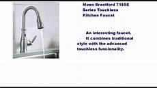 moen kitchen faucet problems moen brantford 7185e motionsense kitchen faucet pluses and problems