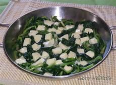 come cucinare gli spinaci come contorno spinaci filanti con scamorza ricetta cucina prediletta