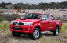 Toyota Hilux Safety Tech Upgrades For Single And