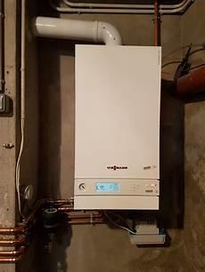 chaudiere a condensation viessmann installation chaudi 232 re gaz condensation viessmann vitodens