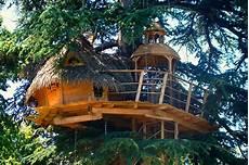 sur un arbre perch 233 cabane dans les arbres au ch 226 teau