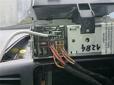 installation and activation of aux in rcd 210 logbook