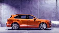 the new bentley bentayga speed is the world s fastest