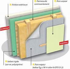 Isolation Mur Intérieur Pare Vapeur Comment Poser Un Pare Vapeur De Quel Cot 233 Faire La Pose
