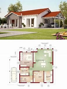 bungalow im landhausstil bungalow haus im landhausstil mit satteldach und carport