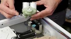 comment v 233 rifier et remplacer l electrovanne d un lave