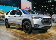 2020 Chevrolet Traverse Release Date And Changes – 2019