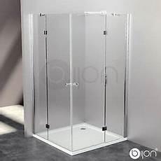 duschkabine glas ebenerdig 8mm glas duschkabine eckdusche duschabtrennung echtglas